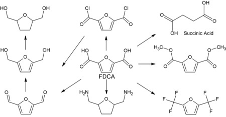Global Acide furandicarboxylique FDCA Market