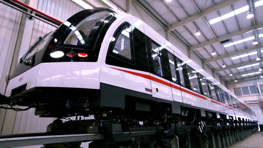 Global Train Maglev Market